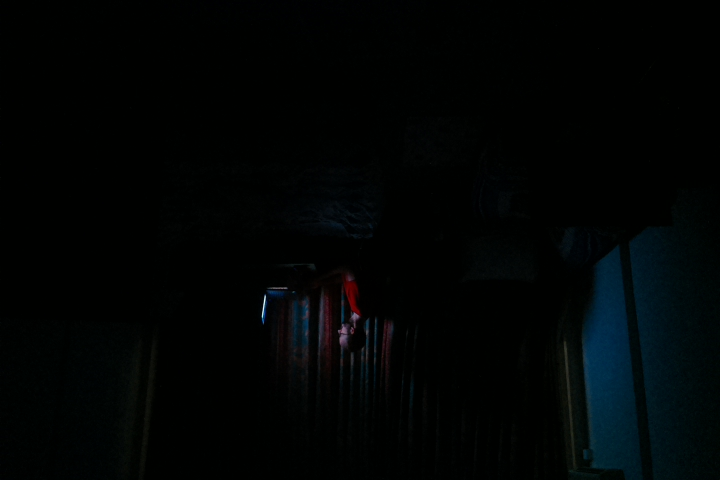 1 dark night